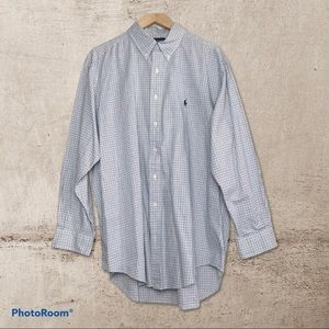 Polo Ralph Lauren Yarmouth Cotton Dress Shirt